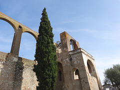 The splendid aqueduct in Serpa
