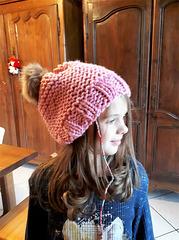 Le bonnet de Clémence