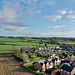 Gnosall by drone