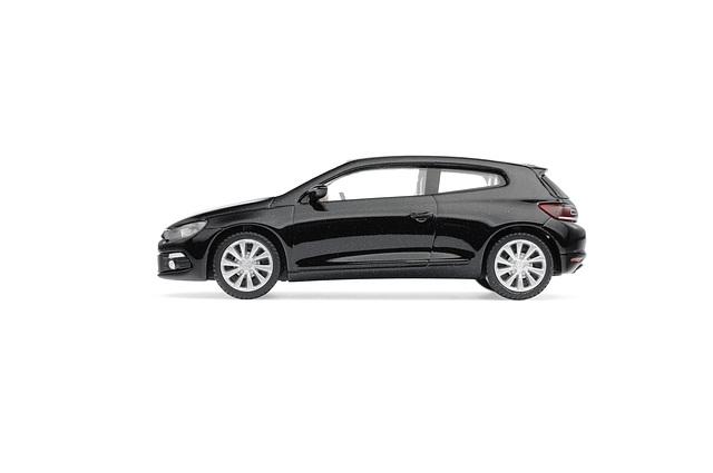 Wiking Volkswagen Scirocco
