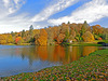 Stourhead Gardens and Lake. 13.11.18.