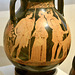 Athens 2020 – National Archæological Museum – Departure of warriors