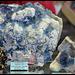 Fluorite bleue-Blanchard -Nouveau Mexique