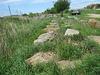 Salona : vers l'amphithéâtre.