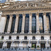 NEW YORK STOCK EXCHANGE  IN QUARENTINE due to the Covid 19 PANDEMIC