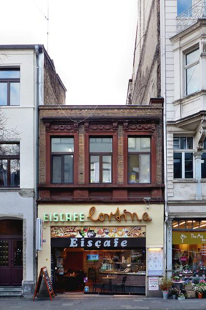 Cologne - Eiscafe Cortina