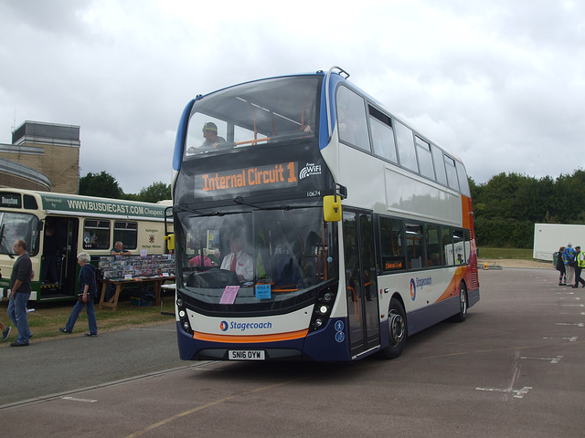 DSCF4817 Stagecoach (Thames Transit) SN16 OYW  - 'Buses Festival' 21 Aug 2016