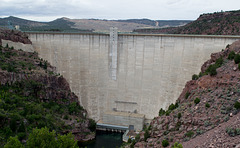 Flaming Gorge Dam UT (#0048)