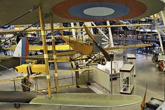 Benoist-Korn Type XII – Smithsonian National Air and Space Museum, Steven F. Udvar-Hazy Center, Chantilly, Virginia