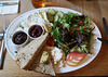 Ploughman's with Somerset Brie, £7.50