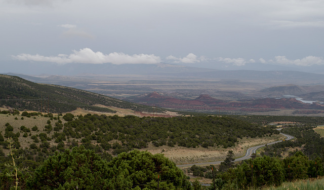 Flaming Gorge Uintas Byway WY (#0049)