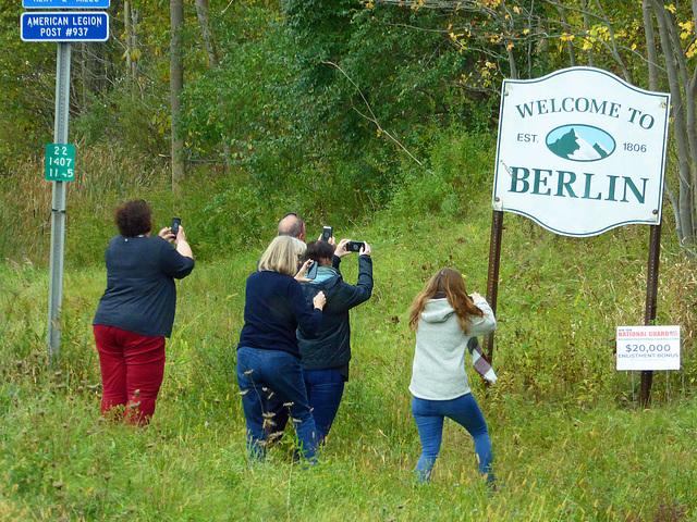 Berlin ist einen Stopp wert