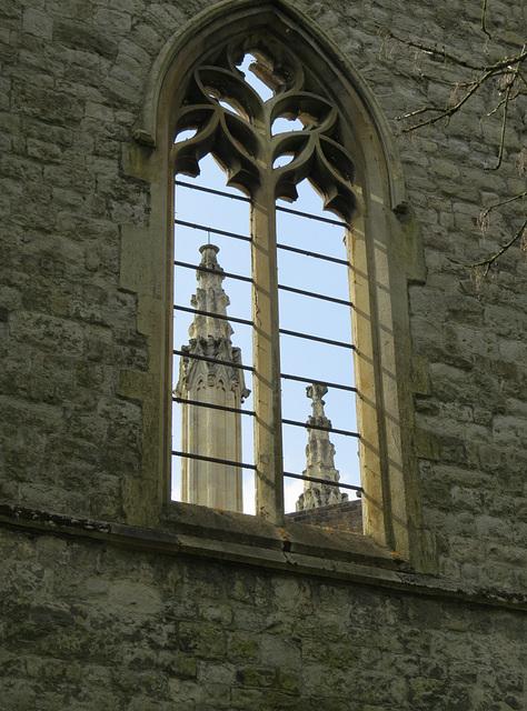 nunhead cemetery chapel, london