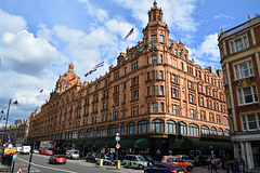 England 2016 – Harrods department store