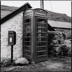 Porthgwarra Telephone