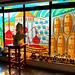 Transnistria- Tiraspol- Kvint Distillery- Stained Glass