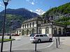 Bahnhof von Saint Maurice VS