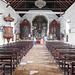 1605 Portuguese church interior