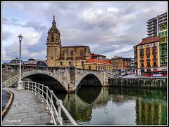 Puente de San Antón (Bilbao)  H.F.F.