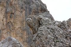 Felsformationen für die Phantasie