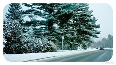 L'hiver se continue….