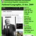 #Esperanto National Geographic 2009