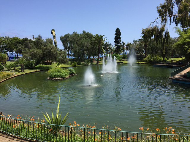 St Catherine's Park, Funchal