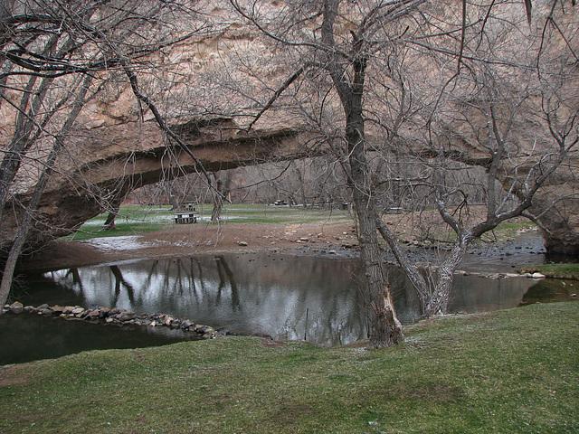 Ayer's Natural Bridge
