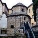 Bergamo - Tempietto di Santa Croce