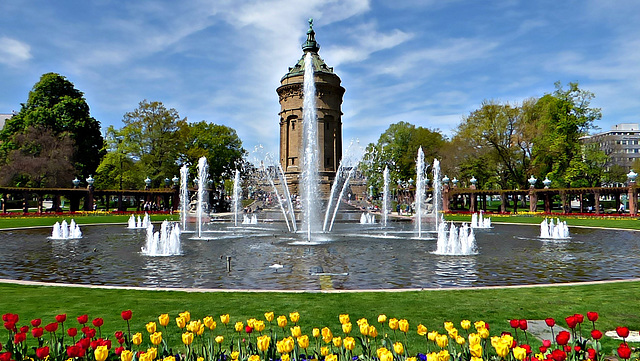 Großer Springbrunnen