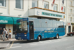 Tantivy Blue 5 (J 47453) in St. Helier - 4 Sep 1999