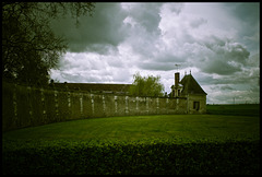The honour entrance