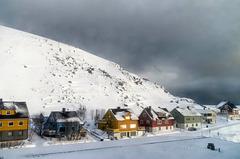 Havoysund morning