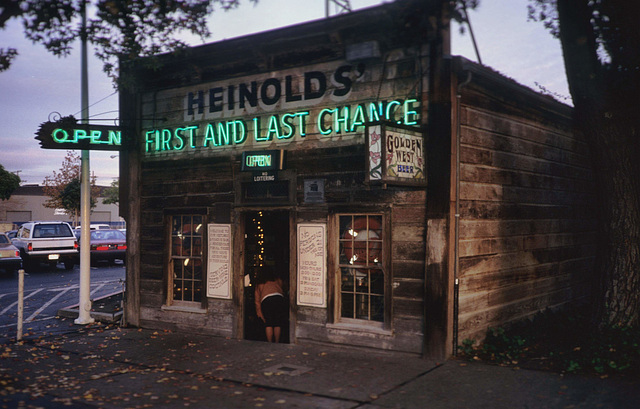 Oakland - Heinold´s First and Last Chance