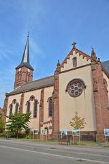 Martinskirche in Niederbronn-les-Bains