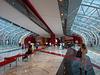 AbuDhabi : il lussuoso ingresso al  Ferrari World