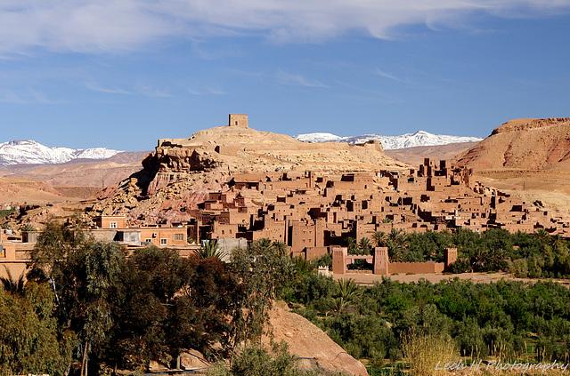 Kasba Ajt Bin Haddu Morocco
