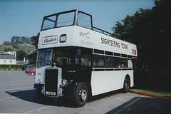 Pioneer Coaches J 14672 (128 DTD) 'Oliver' - 4 Sep 1999