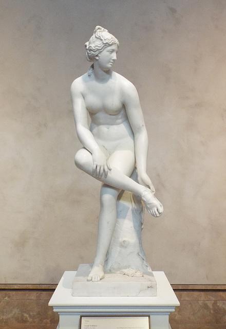 Venus by Joseph Nollekens in the Getty Center, June 2016