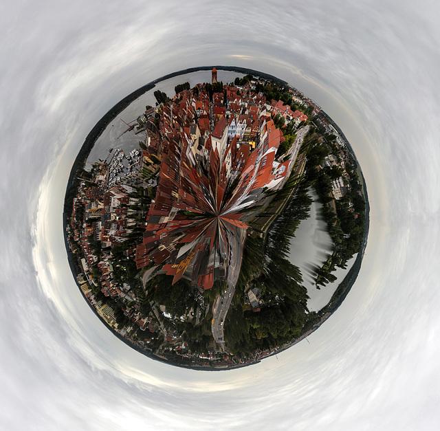 Kleiner Waren-Planet