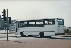Pioneer Coaches 11 (J 13779) at St. Helier - 4 Sep 1999 2