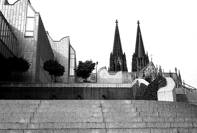 Museum Ludwig and Kølnerdom