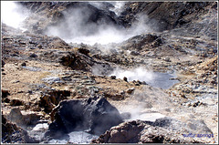 St.Lucia : Sulfur spring