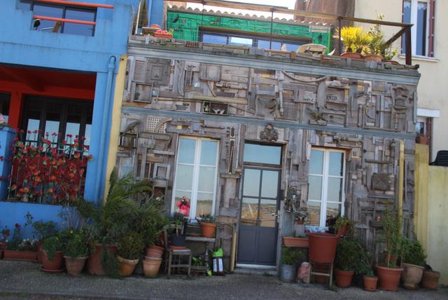 Paimboeuf  façade