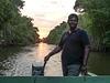 Sunset at Caroni Swamp, Trinidad