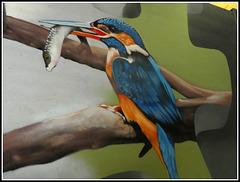 Mural in Heerlen