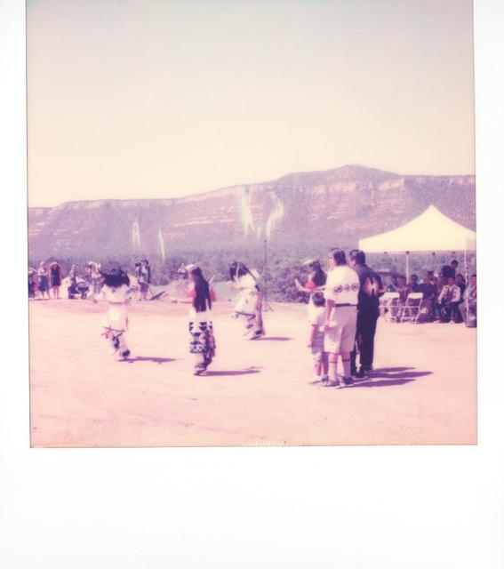 Buffalo Dance, Pecos