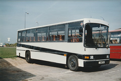 Pioneer Coaches 6 (J 14679) at St. Helier - 4 Sep 1999
