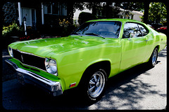 Plymouth duster 1976...