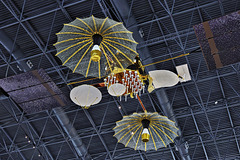 Tracking and Data Relay Satellite – Smithsonian National Air and Space Museum, Steven F. Udvar-Hazy Center, Chantilly, Virginia